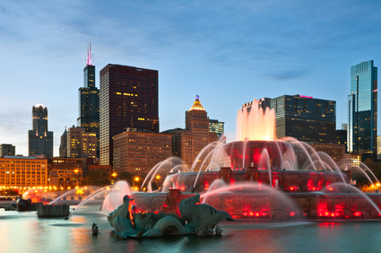Corporate housing throughout Illinois - picture of chicago