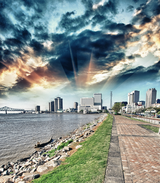 New Orleans Louisiana - one of the cities we offer Corporate Housing in Louisiana
